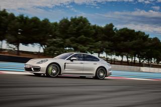 Fahrbericht: Porsche Panamera 4S E-Hybrid - Sparen oder spurten