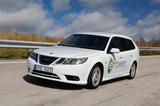 Saab 9-3 ePower - Elektro-Schwede mit 200 Kilometern Reichweite
