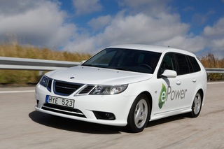 Saab 9-3 aus China - Comeback und Elektroversion