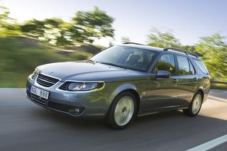 Saab - Neue und sparsamere Motoren für 9-3 und 9-5
