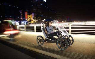 Schaeffler Bio-Hybrid - E-Bike-Mobil kommt 2020