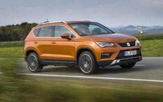 Test: Seat Ateca 1.4 TSI - Es muss nicht immer Diesel sein