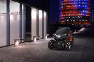 Micromobil Seat Minimo - Halb Pkw, halb Motorrad