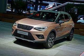 Seat Arona TGI - Gasantrieb fürs kleine SUV