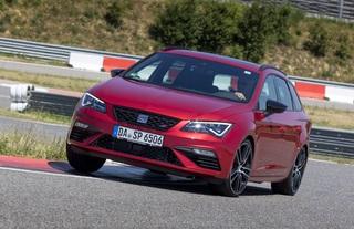 Fahrbericht: Seat Leon Cupra 300 - Mächtig zugelegt