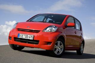 Daihatsu Sirion mit 1.000 Euro Prämie