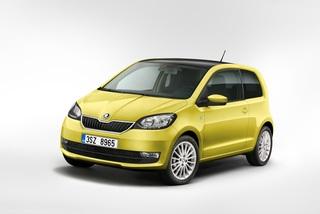 Skoda Citigo Facelift - Noch ein Update