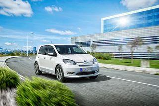 Seat Mii Electric und Skoda Citigo E iV - Günstiger als VW E-Up