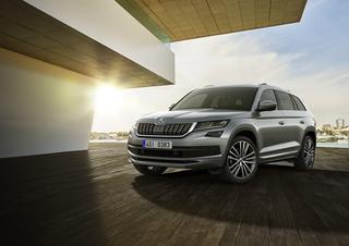 Skoda Kodiaq L&K - Mehr Luxus für das große SUV