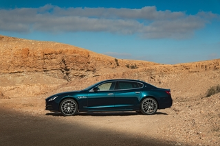 Maserati Ghibli, Levante und Quattroporte Royale - Teures Trio