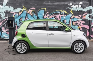 Smart Forfour electric drive  - Elektrischer XL-Däumling (Kurzfassung)