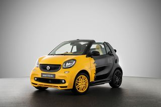 Smart Fortwo Final Collector's Edition - Bye Bye Benziner