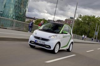Smart Fortwo Electric Drive - Was lange währt, wird auch elektrisch