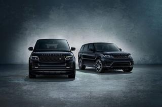 """Range Rover Sondermodelle """"Shadow Edition""""    - Understatement per ..."""