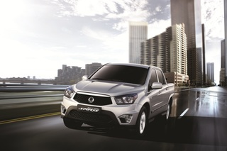 Ssangyong Actyon Sports - Pick-up zum Sparpreis