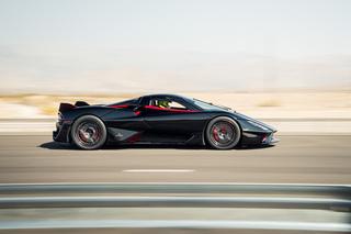 SSC Tuatara ist schnellstes Serienauto der Welt - Über 500 km/h