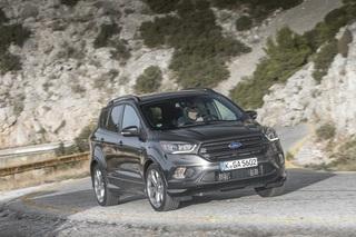 Ford Kuga Facelift - Größerer Kühler, kleinerer Diesel (Kurzfassung)