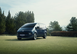 Hyundai Staria  - Mit Futurismus gegen Multivan und Co.