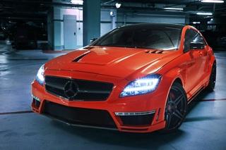 Mercedes CLS 63 AMG Tuning - Extreme Ansichten