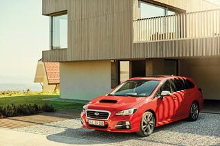 Subaru Levorg Modelljahr 2017 - Das Auto schaut mit