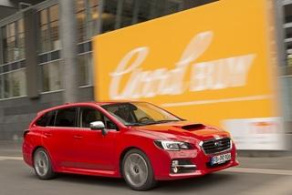 Test: Subaru Levorg - Joop statt Janker
