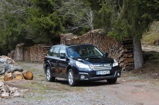 Fahrbericht: Subaru Outback - Und Sie hören: nichts
