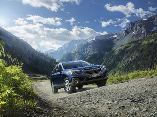 Subaru Outback  - Schärfere Augen und aufmerksamere Bremse