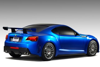 Subaru BRZ - Fahrspaß in Serie