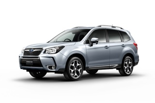 Subaru Forester - Neuauflage mit Top-Turbo