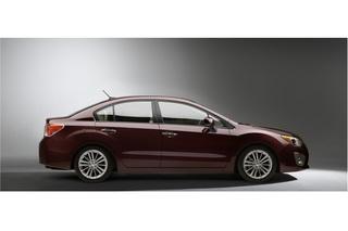 Subaru Impreza - Facelift kommt im Herbst