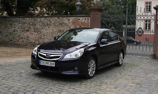 Subaru: Autogas-Umbau für Legacy und Outback