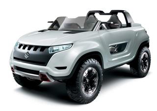 Suzuki Jimny  - Nachfolger am Horizont