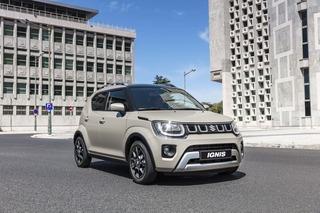 Suzuki Ignis - Bulligerer Auftritt