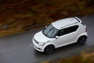 Suzuki Ignis 4x4 - Die Bonsai-Bergziege (Kurzfassung)