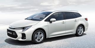 Suzuki Swace   - Die Hybrid-Übernahme