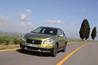 Suzuki SX4 - Mehr SUV wagen (Vorabbericht)