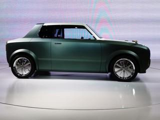 Tokyo Motor Show: K-Cars - Kleine Vielfalt