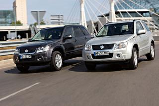 Suzuki Grand Vitara: Mehr dran für 2.000 Euro weniger