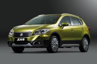 Suzuki SX4 - Crossover-Pionier in neuer Größe (Vorabbericht)
