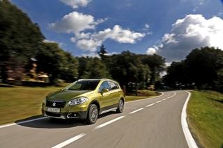Suzuki SX4 S-Cross - Bis zum Sommer mit Rabatt