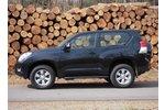 Toyota Land Cruiser 3.0 D-4D 3-Türer - Offroad in Kürze