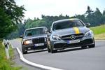 Mercedes-AMG C 63 S Coupé im Test: Die dynamischste C-Klasse aller ...