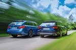Audi S4 Avant vs. BMW 340i Touring: Sportliche Power-Kombi...