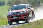 Toyota Hilux Pick-up 2.4D Double Cab 4x4 im Test: Was kann die Neua...