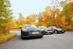 A5, 4er, C-Klasse imVergleich: Ist der neue Audi A5&n...