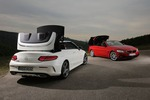4er und C-Klasse im Cabrio-Test: Vorfreude auf sonnige Tage