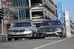 BMW 520d vs. Mercedes E 220 d: Duell der Business-Limousinen