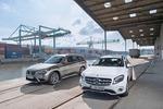 Test Mercedes GLA gegen BMW X1: Fahrspaß oder praktischer SUV?
