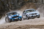 BMW X1 vs. Mini Countryman: Konzernbrüder im Duell