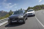 Volvo XC60 vs. Mercedes GLC: Neuer Premium-Herausforderer